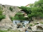 Cascade de trans en provence