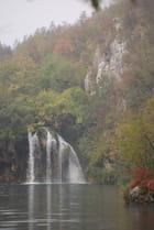 cascade des lacs de Plitvice Jezera