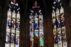 Cathédrale d'Evreux - Vitraux - 1