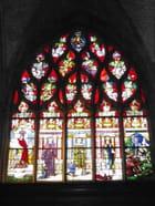 Cathédrale d'Evreux - Vitraux - 2