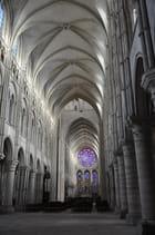 Cathédrale de Laon, vue intérieure