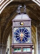 Cathédrale de Nevers - L'horloge Jacquemard du 16ème siècle
