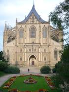 Cathédrale Sainte-Barbe, Kutná Hora