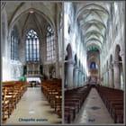 Cathédrale St Pierre de Lisieux (perspectives)