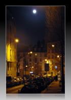 Ce soir : la pleine lune.