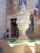 Célèbre fontaine du Payra