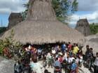 Cérémonie mortuaire à Sumba