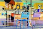 Chaises à Oléron