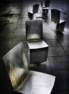 Chaises du Parc de La Villette