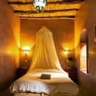 Chambre du Riad la maison des épices à El jadida au Maroc