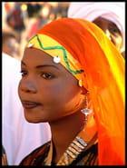Chanteuse nubienne