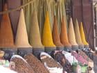 Chapeaux pointus d'épice