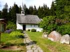 Chapelle au coeur de la Forêt-Noire
