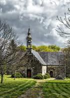 Chapelle avant l'orage