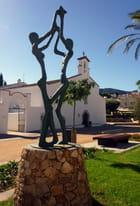 Chapelle de la vierge à Llança en Catalogne