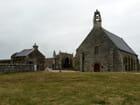 Chapelle Notre-Dame de Grâce à la pointe saint Matthieu