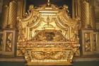 Châsse de saint Nicolin - 18e s.