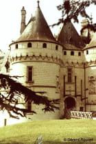 Chateau de Chaumont sur Loire  aout 1984