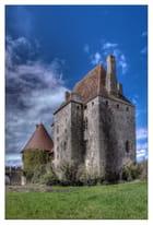 Château de Fourchaud HDR