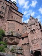 Château de montagne