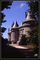 Château de Pompadour...