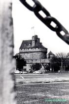 Chateau de Saint Malo avril 1972