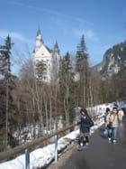 Château Neuschwanstein  - Nouvel Rocher des cygnes