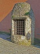 Château, puits