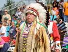 Chef Sioux au Minnesota, Etats Unis d'Amerique