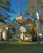 Chevet Église