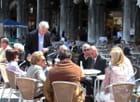 Chirac en famille à Venise
