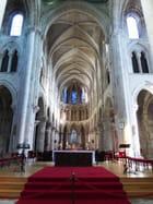 Choeur de la cathédrale St Pierre de Lisieux - 01/102015
