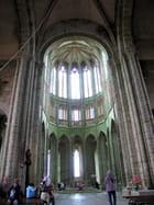 Choeur gothique flamboyant de l'église abbatiale (2)