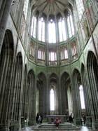 Choeur gothique flamboyant de l'église abbatiale (3)