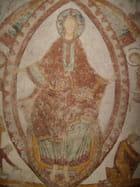 Christ en mandorle