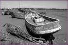 Cimetière à bateaux...