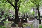 cimetière à New York