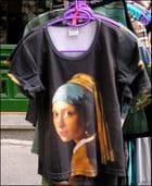 Clin d'oeil de Vermeer .....
