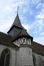Clocher de l'église de Pinterville