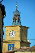 Clocher de la Tour de l'Horloge, Salon-de-Provence