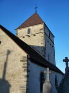 Clocher fortifié de St Barthélemy