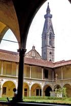 Cloître Santa Crocce