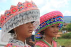 Coiffes Hmong