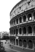 Colisee Noir blanc