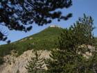 Colline en Corse