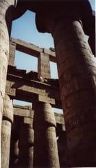 Colonnes à karnak
