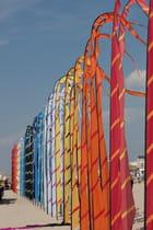 Coloriage sur la plage