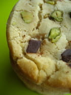 Cookies choco/pistache