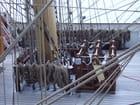 Cordages lors de l'Armada