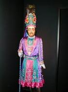 Costume de cristal